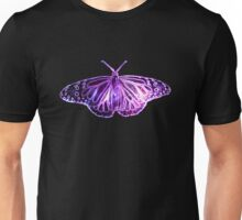 Galaxy Butterfly Unisex T-Shirt