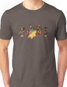 Tales from the Borderlands Characters Unisex T-Shirt