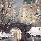 New York City Snow by TaylorAXO