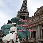 Paris Revisited by TaylorAXO