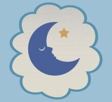 Bedtime Bear (high version) Baby Tee