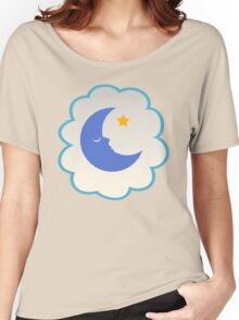 Bedtime Bear (high version) Women's Relaxed Fit T-Shirt