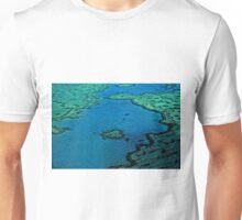 Heart Reef - Great Barrier Reef Unisex T-Shirt