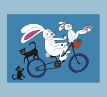 Bunnies, Kitties and Mousies Kids Clothes