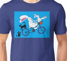 Bunnies, Kitties and Mousies Unisex T-Shirt