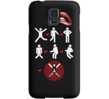 It's Just A Jump To The Left... Samsung Galaxy Case/Skin