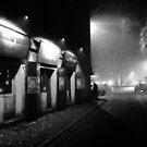 Misty Cracow . Shalom. by © Andrzej Goszcz,M.D. Ph.D