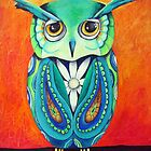 The Owl by Amy Durant