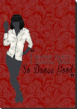 Mia Wallace- So Dance Good by Margybear