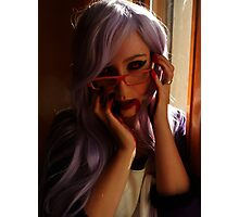 Rize cosplay istant Photographic Print