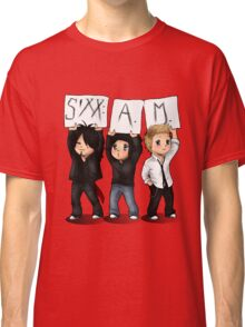 SIXX AM CARTOON Classic T-Shirt