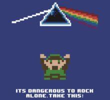 It's Dangerous to Rock Alone by kcanatselis