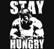 Arnold Schwarzenegger Motivation - STAY HUNGRY T-Shirt