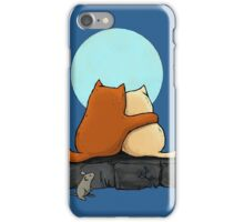 Two Cats iPhone Case/Skin