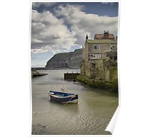 Staithes, North Yorkshire Poster
