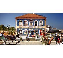 Windows of the Algarve Photographic Print