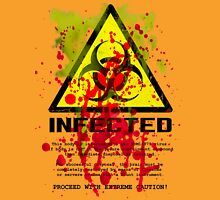 INFECTED and 28 Days Later Unisex T-Shirt
