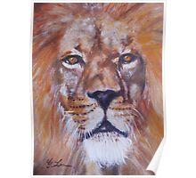 Title: Mesmerizing Lion King Poster