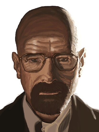 Walter White from Breaking Bad by dorianvincenot