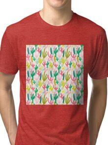 Cacti  Tri-blend T-Shirt