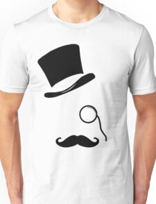 Mr. Monocle Unisex T-Shirt