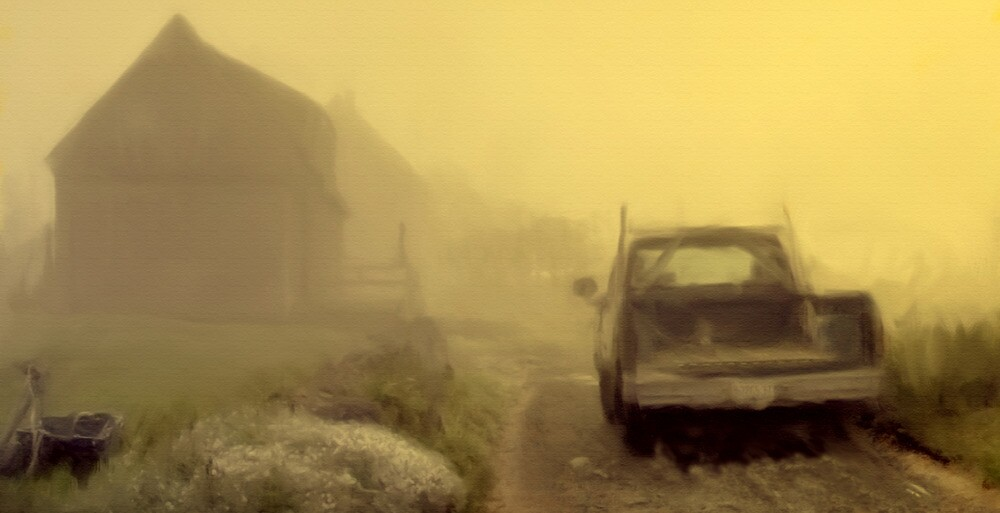 First run of the day, Monhegan Island  Maine by Dave  Higgins