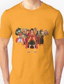 crew on T-Shirt