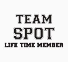 Team SPOT, life time member by stacigg