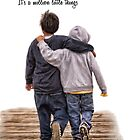 Friendship is a Million Little Things by Doreen Erhardt