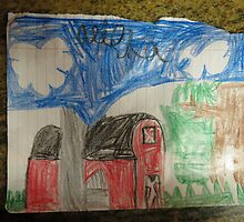 Alisha's Red Barn...she is 7 yrs. old by trueblvr