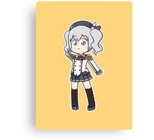 Kashima Kantai Collection Canvas Print