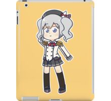 Kashima Kantai Collection iPad Case/Skin