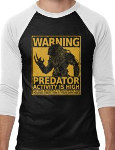 Hunting Season Men's Baseball ¾ T-Shirt