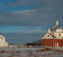 Alberta Ukraine by Marc Neal