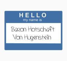 Baron Hotschaft Von Hugenstein by AlaJonea