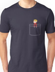 Pocket Martin Unisex T-Shirt