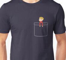 Pocket Martin Unisex T-Shirt