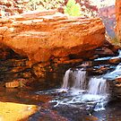 Karijini National Park, Western Australia by Jillian Holmes