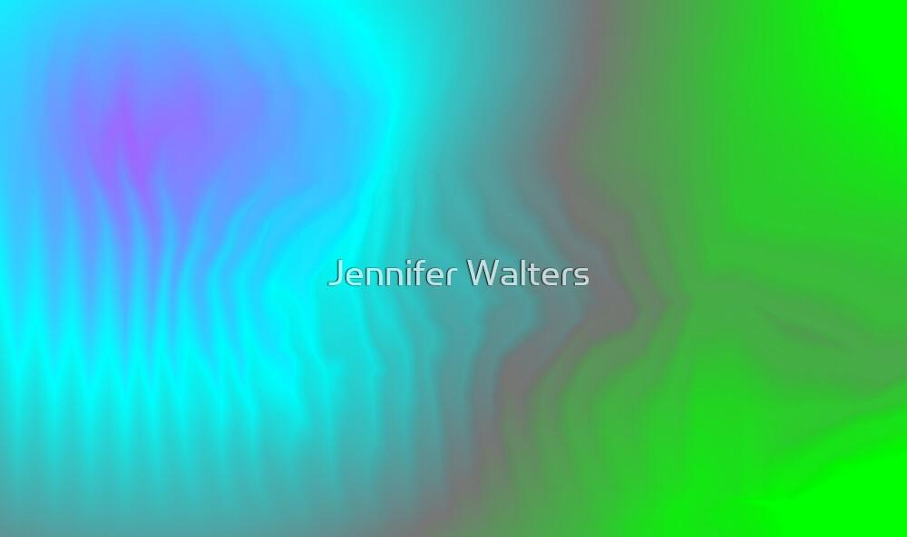 Topography by Jennifer Walters