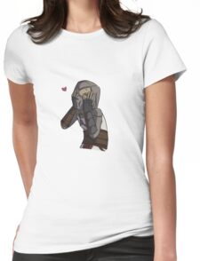 Squee! Womens Fitted T-Shirt