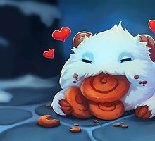 Poro League of Legends by LexyLady