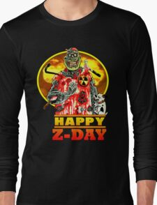 Happy Z-Day Long Sleeve T-Shirt