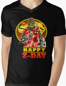 Happy Z-Day Mens V-Neck T-Shirt
