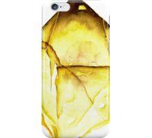 Watercolor Citrine – November Birthstone iPhone Case/Skin