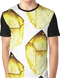 Watercolor Citrine – November Birthstone Graphic T-Shirt
