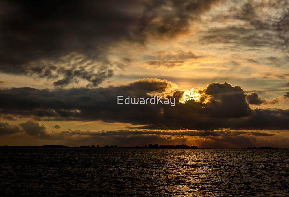 Ready to Emerge by EdwardKay