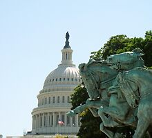 US Capitol Building by Kelly Morris