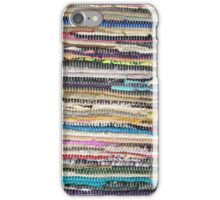 Rug Colour iPhone Case/Skin