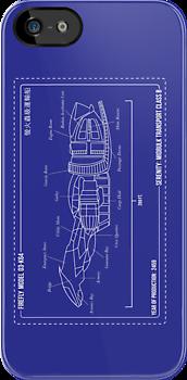 Firefly Class 03-K64 by apachechief