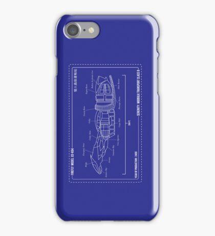 Firefly Class 03-K64 iPhone Case/Skin